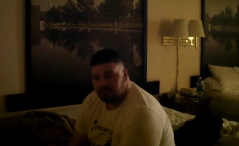 Ralph Shortey Questioned By Police