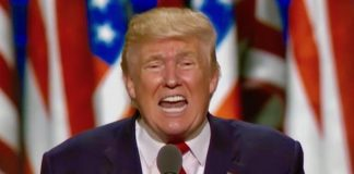 donald trump scream debates mean to him