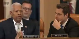 matt gaetz dui hank johnson