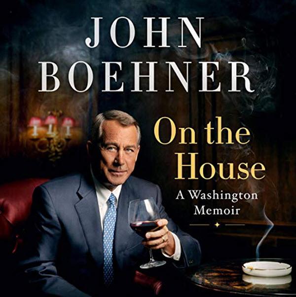 John Boehner Book On The House