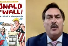 Mike Lindell MyPillow Donald Builds the Wall